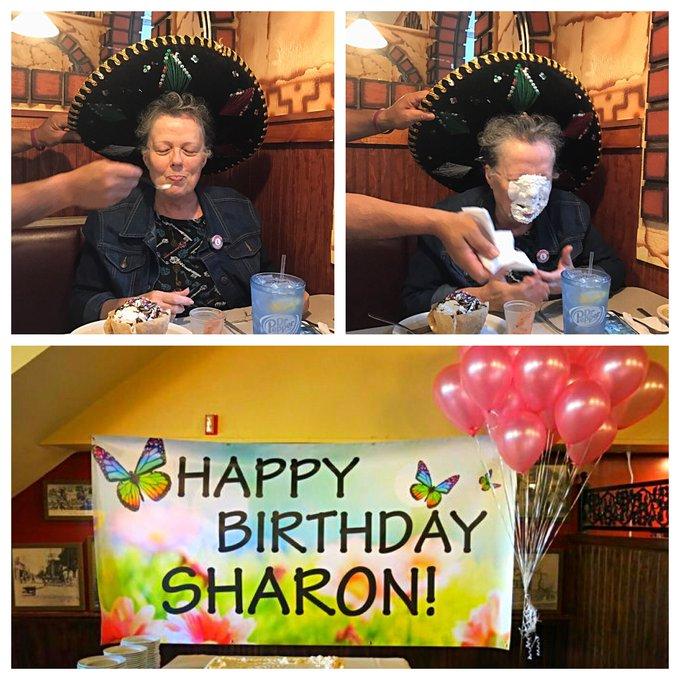 Happy Birthday Sharon Lawrence!  Many happy returns!