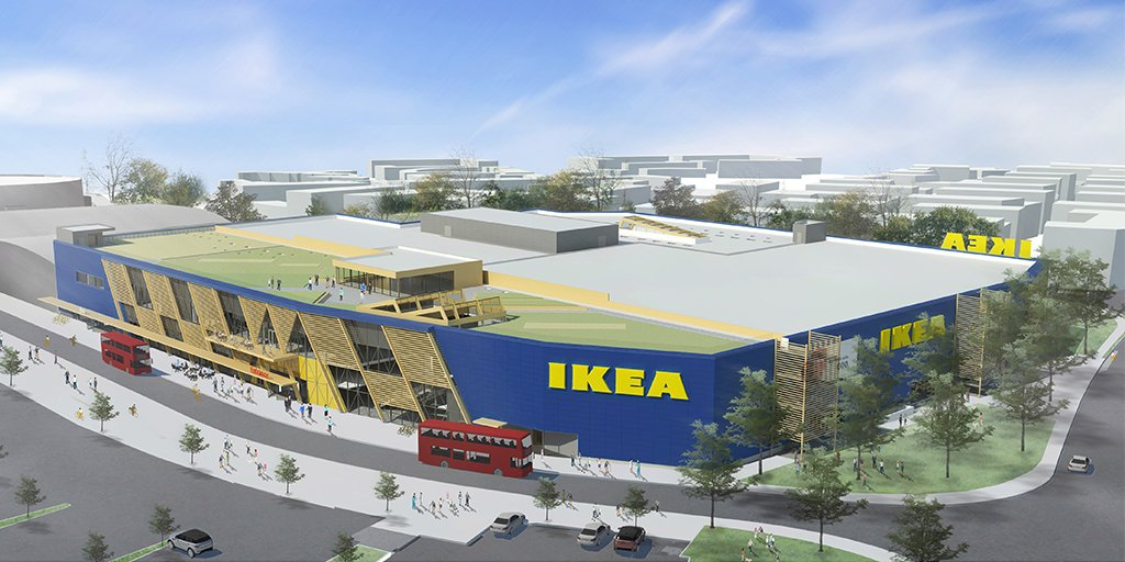 Ikea Uk On Twitter Its Official Ikeas Coming To Greenwich With