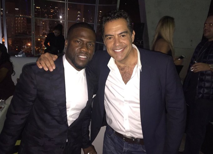 Happy bday to the hardest working man in Hollywood. Mr. Kevin Hart!