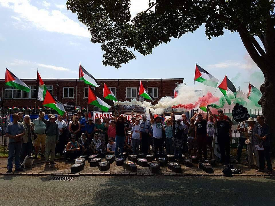 #ShutDownElbit ##StopArmingIsrael No death drones manufactured today - CLOSED .@HastingsPsc .@kamelhawwash .@HackneyPSC .@HackneyAbbott https://t.co/e07SdKm9gm