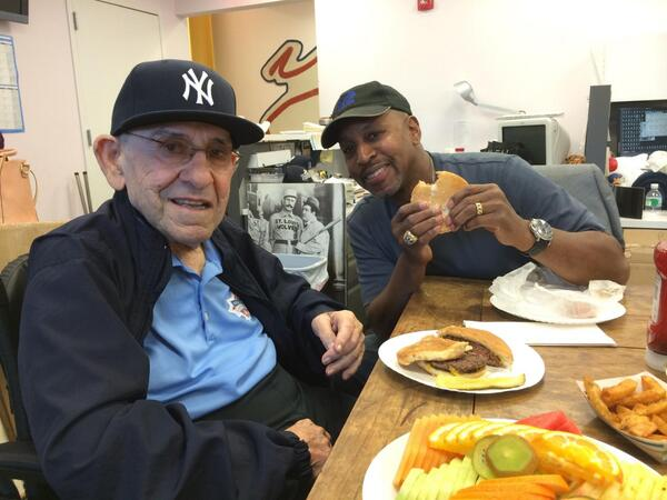Wishing a very happy birthday to our close friend and golf outing co-host, Willie Randolph!