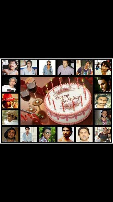 Happy Birthday Ranveer Singh.. I love you bhai