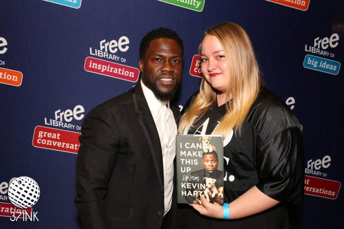 Happy birthday + Happy Kevin Hart day from Philly