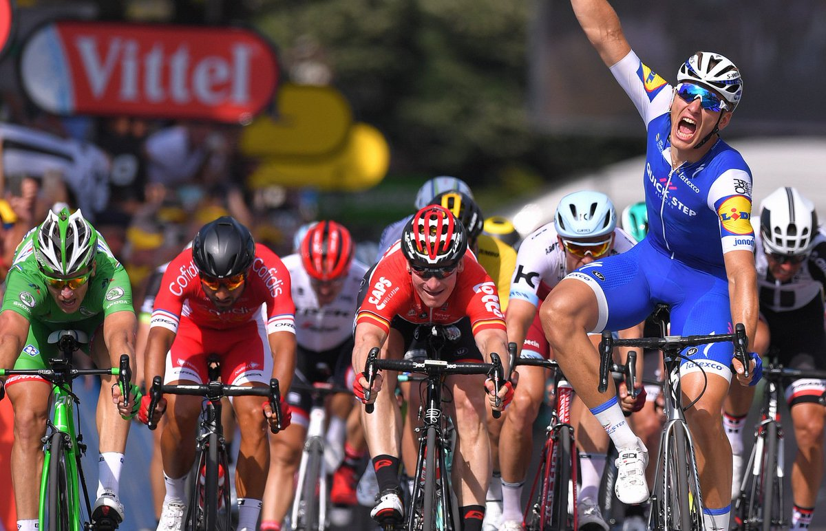 Tour de France. Etape 6 : Vesoul-Troyes, a priori pour un sprinteur