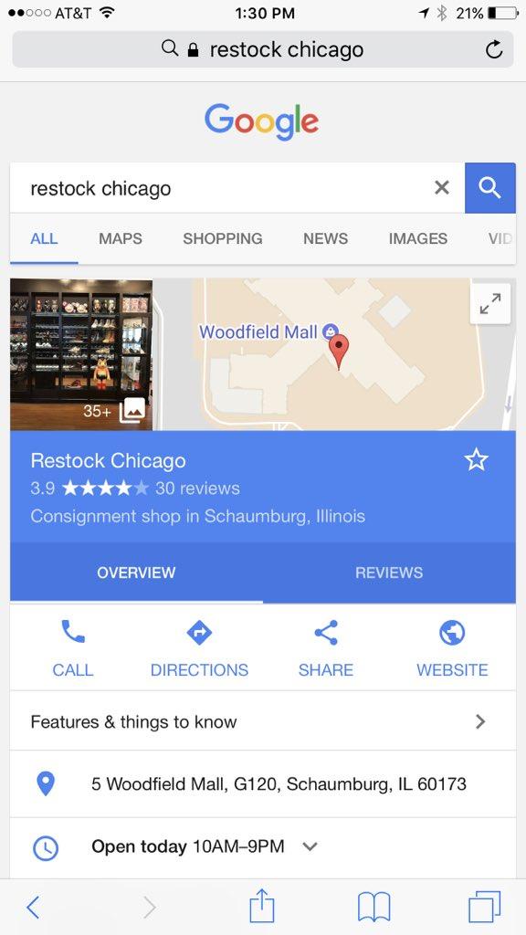Restock Chicago on Twitter: