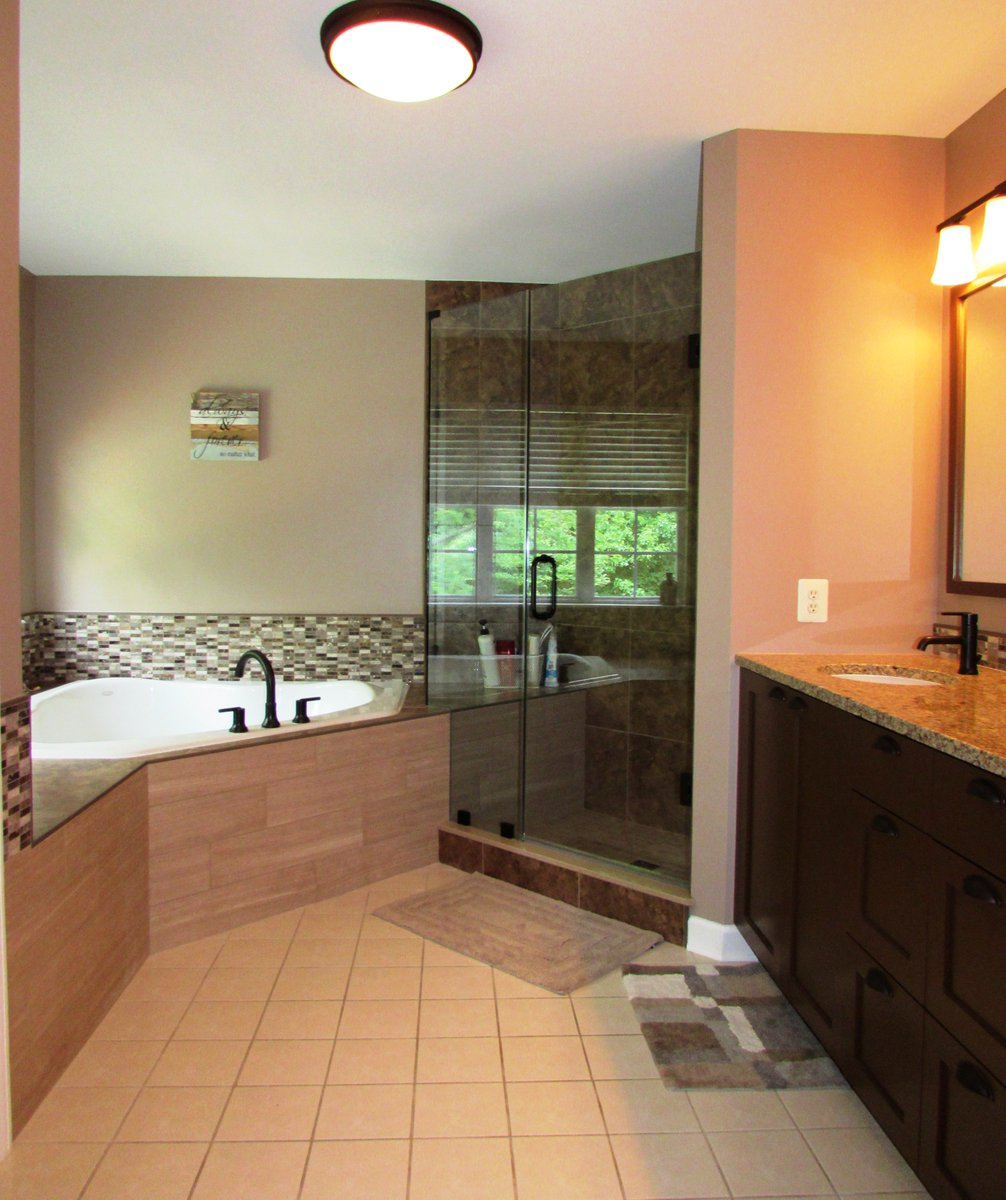 Remodeling trends remodeltrends twitter for Master bath remodel trends