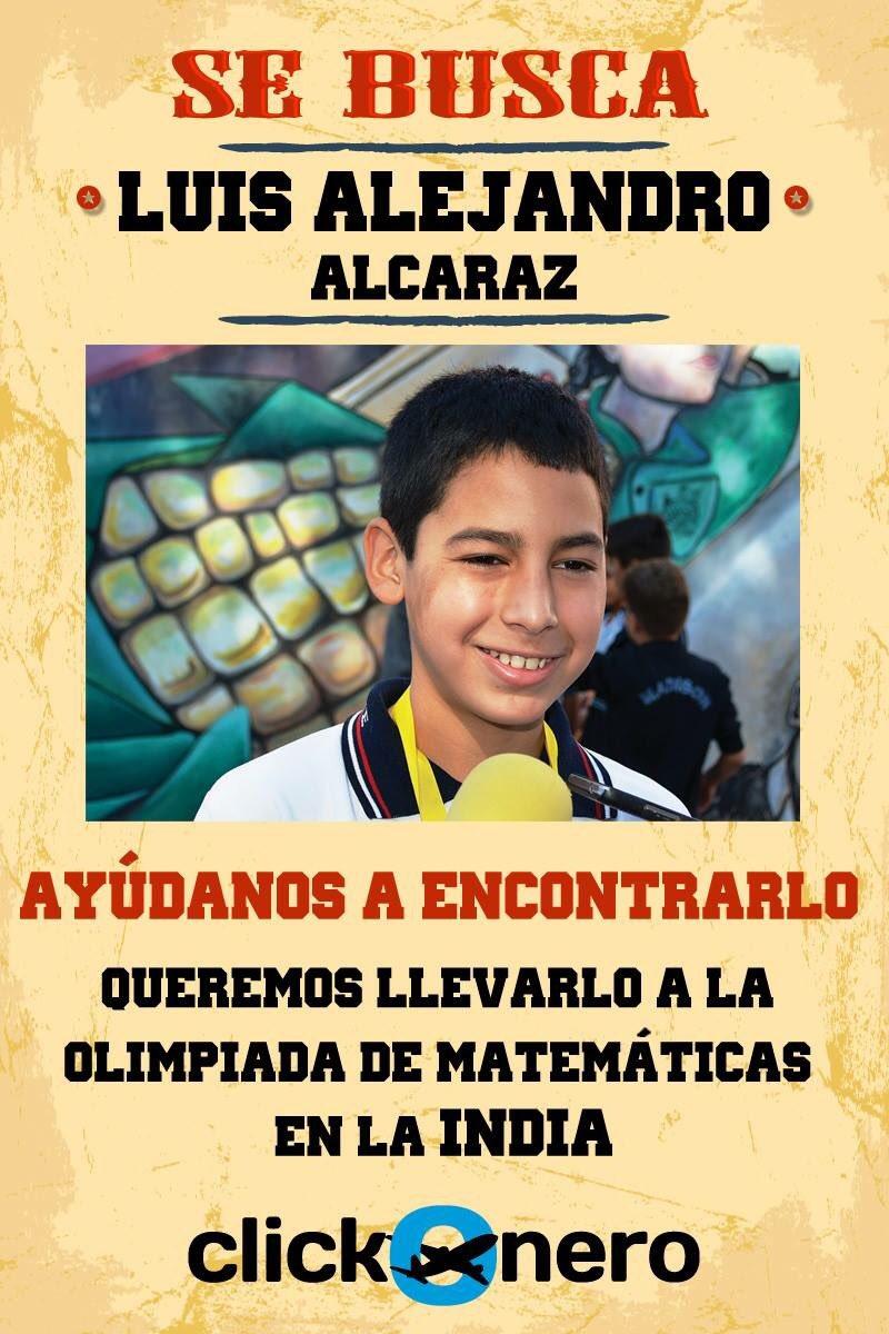 Ayudemos a encontar a este talento mexicano @lacorneta40 queremos llevarlo a la India. https://t.co/Af7qvpAphv