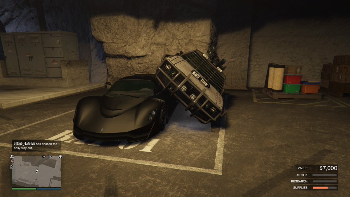 Anyone noticed merging bunkers? - GTA Online - GTAForums