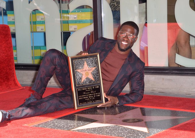 Happy Birthday to Kevin Hart who turns 38 today!