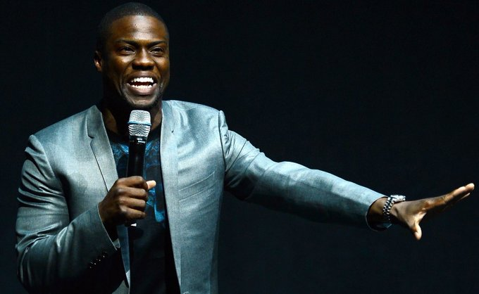 Happy 38 Birthday to the comedian Kevin Hart