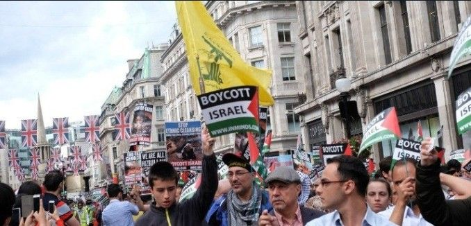 London mayor calls for total ban on Hezbollah https://t.co/EE3I06PgNG