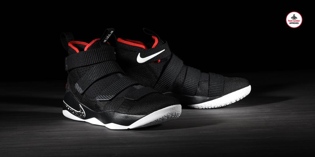 f6eb0e104974 lock it down the bred nike zoom lebron soldier is in stores and online here