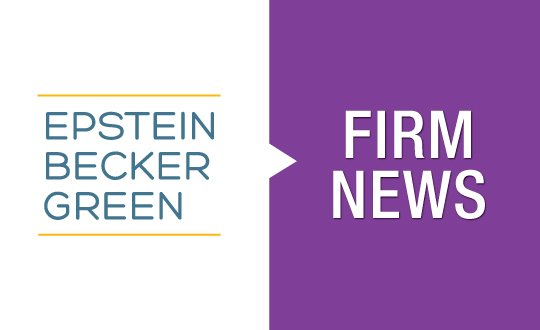 healthcare httpwwwebglawcomannouncementsepstein becker green again ranks among top 10 largest health care law firms by modern healthcare