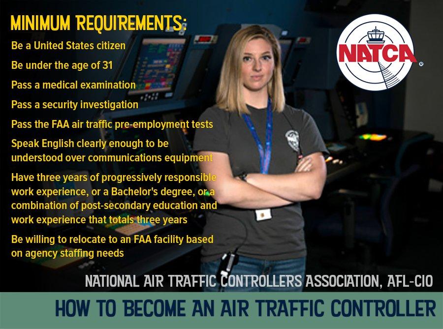 .@FAAnews announced vacancies for #ATC specialist trainees at https://t.co/nZmyqSahT1. https://t.co/aJVcLzyM1F https://t.co/DGJjF7skKD