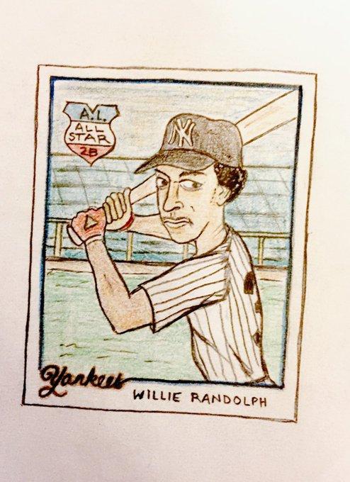 Wishing a happy 63rd birthday to Willie Randolph!