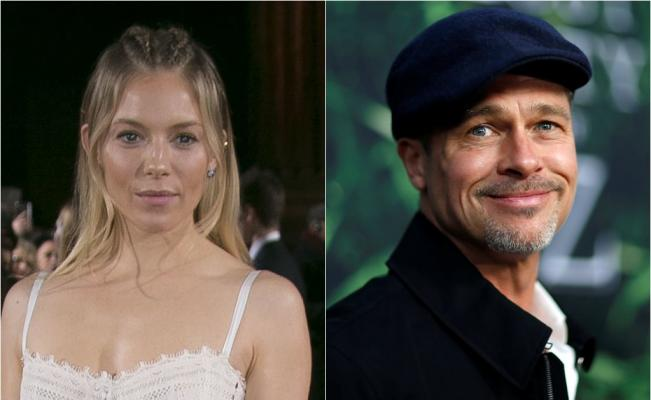 Brad Pitt in vacanza: prima estate da single. E Sienna Miller? | Gossip VIP
