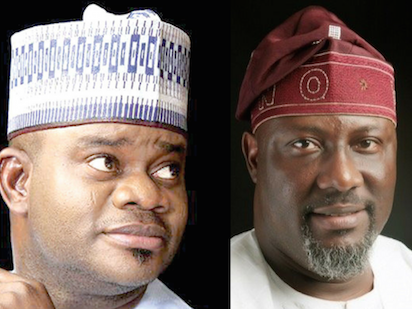 Kogi West District Senator, Dino Melaye said his traducers planted the names of his own blood brother as well as two of his uncles in the recall list.