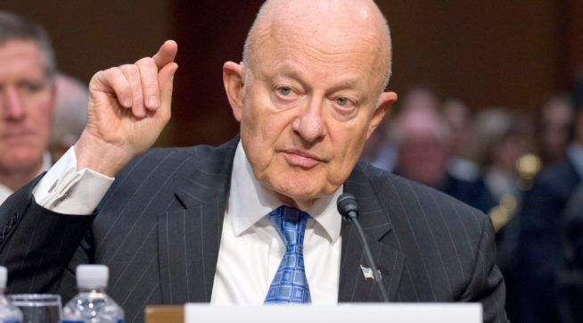 Clapper: 'No evidence whatsoever' anyone but Russia meddled in election https://t.co/gV7zbhlQ18