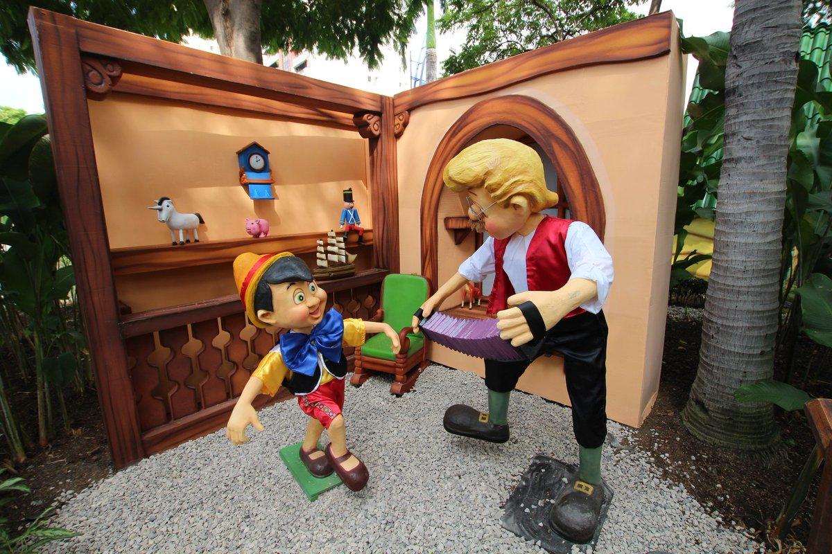 Jaime nebot on twitter inauguramos el jard n m gico for El jardin magico