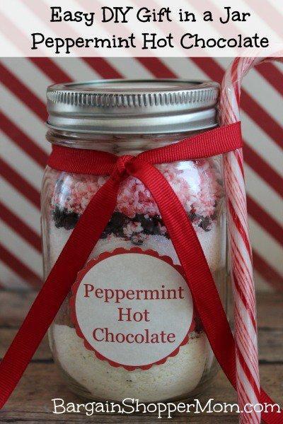 Easy DIY Gift In a Jar