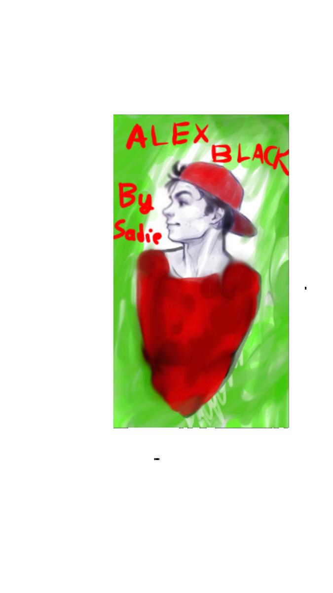 Mercedez Ale Gleming On Twitter Alex Black Roblox Character