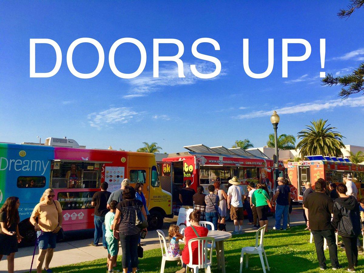 Food Trucks Plaza Park Oxnard