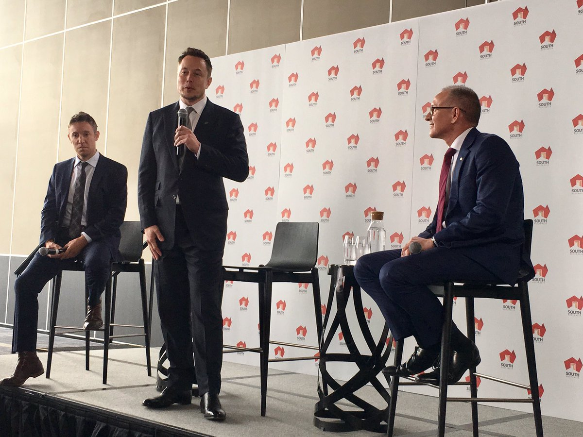 Tesla is going to build the world's largest lithium ion battery in Australia