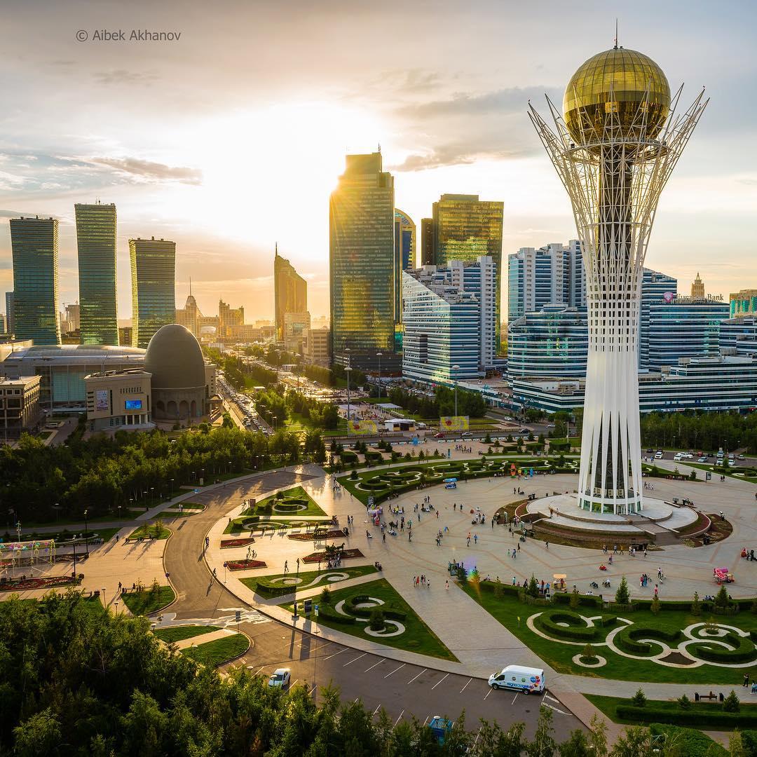 С днем столицы казахстана открытки