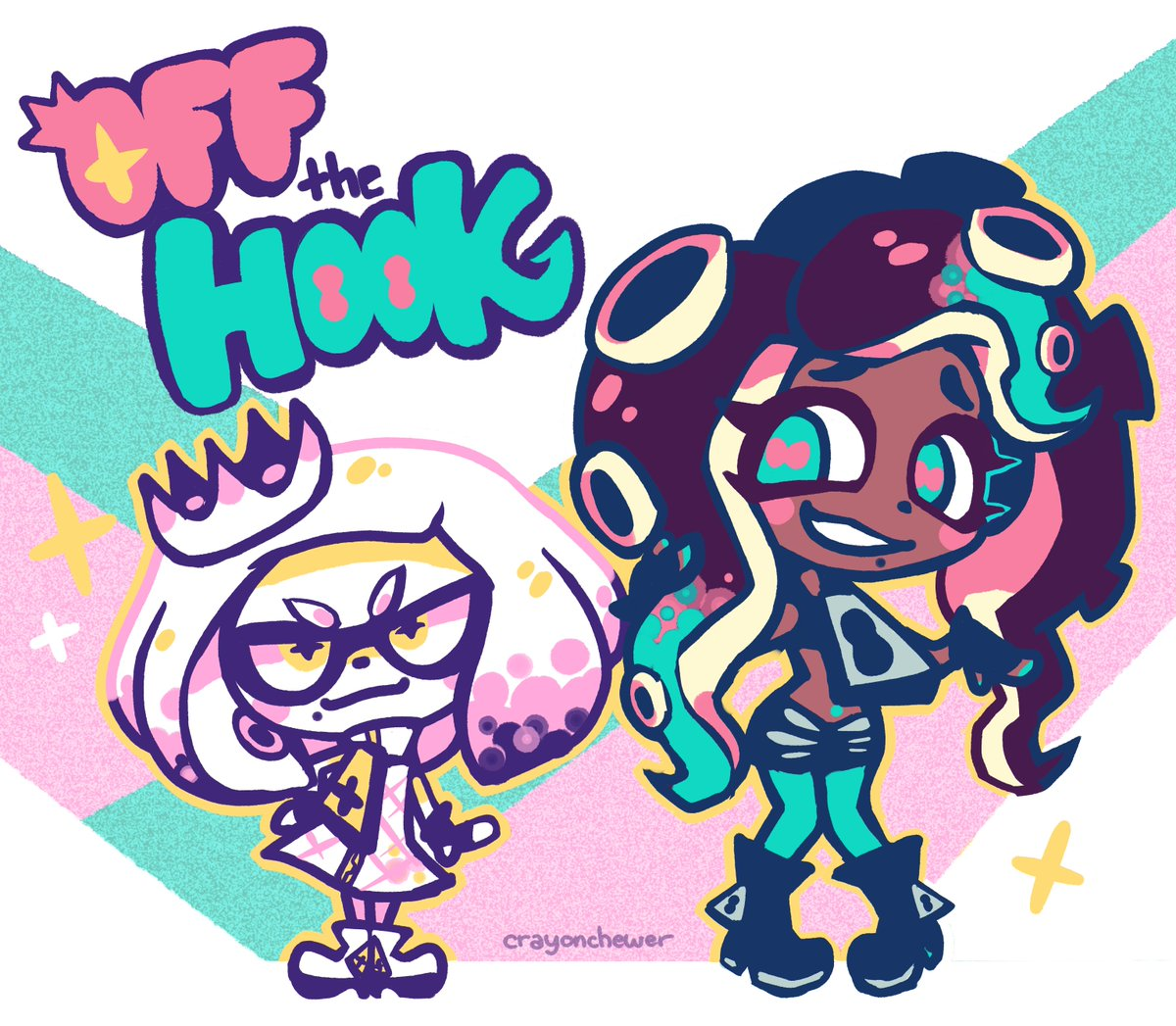 Oh look, it's that hot new squid band Sassy & Sorry! https://t.co/N3nwo6nlX3