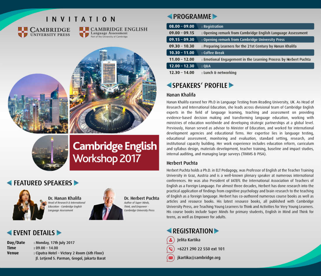 Cambridge English on Twitter: