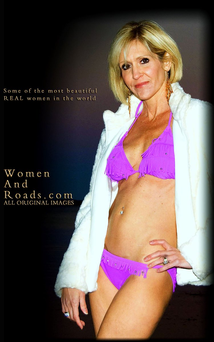 "women and roads on twitter: ""gorgeous real, mature women posing only"