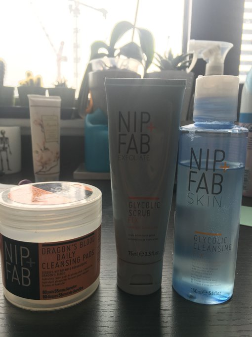 Nikki Andrews: Nip + Fab purchase