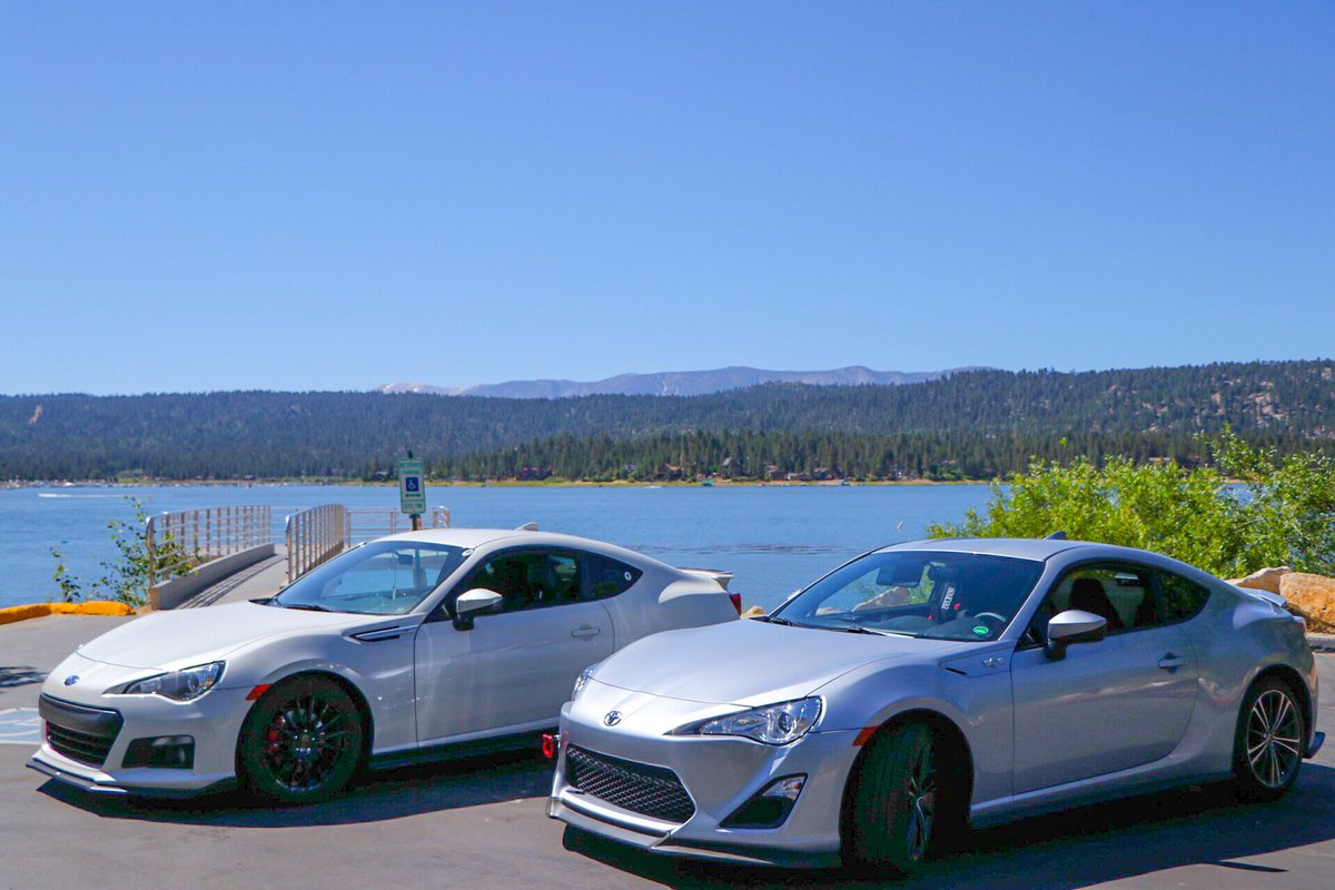 James Liang On Twitter Left Or Right Subaru Toyota Brz Frs