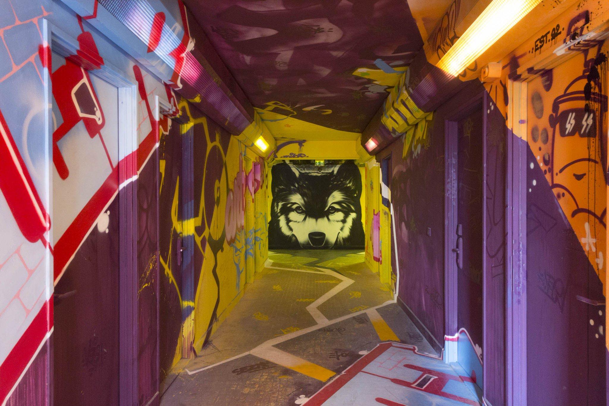 Foncez à la @ciup_fr découvrir #Rehab2, 6 étages dédiés au #StreetArt pour en prendre plein les yeux 😲 👁👁  👉 https://t.co/JPT4W53aXr https://t.co/W3pjt7PtRd
