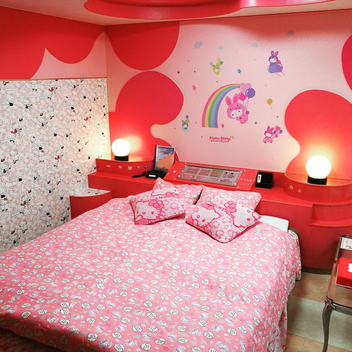 Hotel Candy Hall Hellokittyroom Hashtag On Twitter