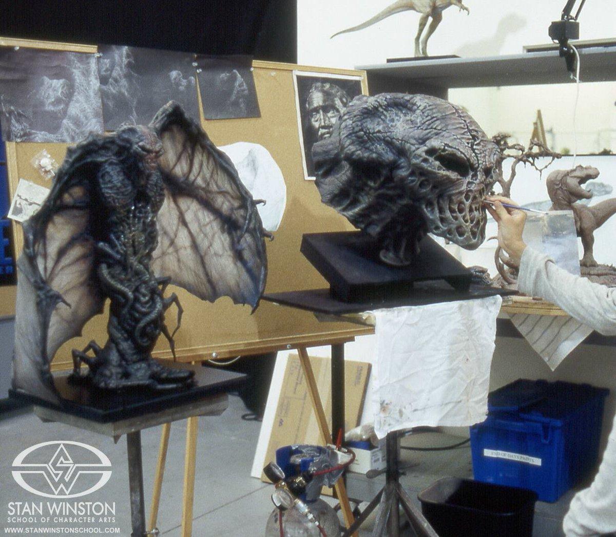 "Stan Winston School On Twitter: ""Demonic Creatures! The"