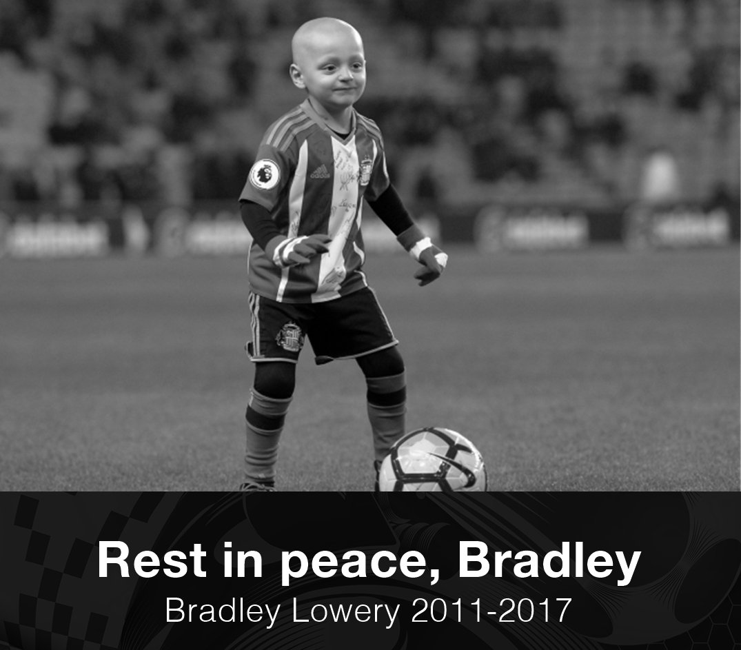 The worst has happened.  RIP Bradley.   Our thoughts are with his family and friends.