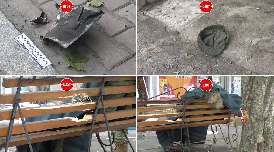 Украинская сторона СЦКК: Теракты в оккупированном Луганске, в результате которых погиб человек - очередная провокация со стороны боевиков - Цензор.НЕТ 56