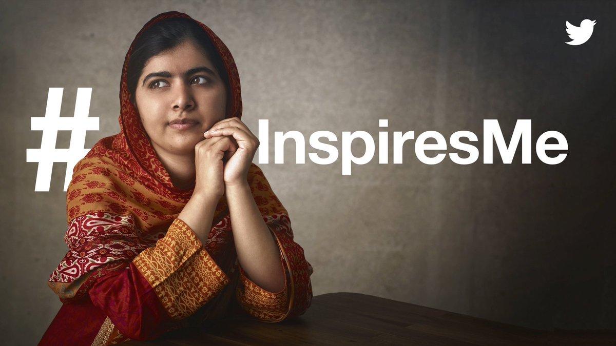 @Malala �� Welcome @Malala! https://t.co/cRKrJNpdh3