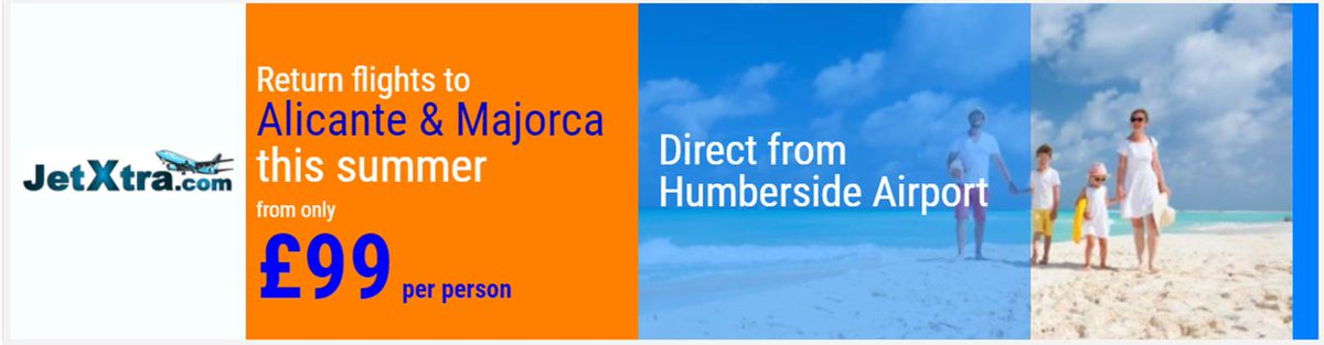 flights to alicante humberside