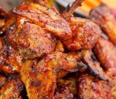 Chili Spiced Chicken Wings