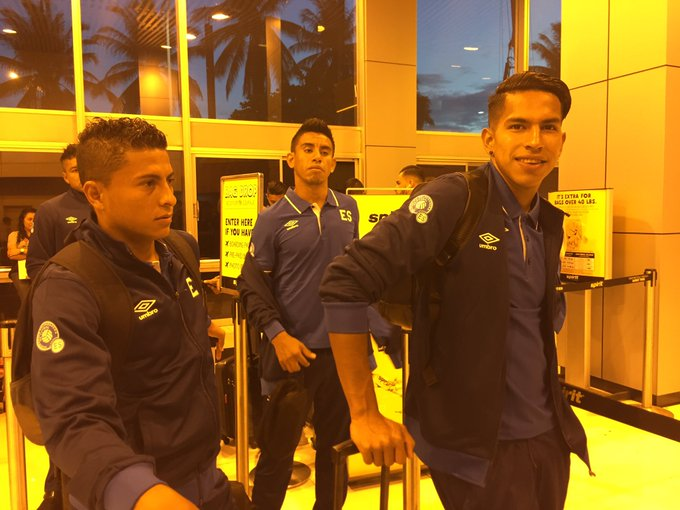 Preparacion para Copa Oro 2017. DEIQMgaUAAEe--U