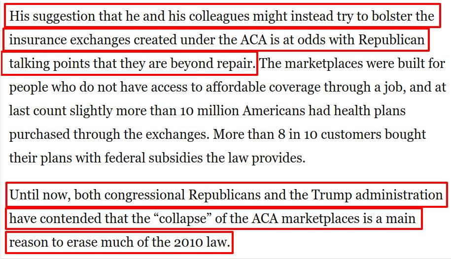 Thumbnail for Greg Sargent on the exposure of GOP misdirection about ACA collapse