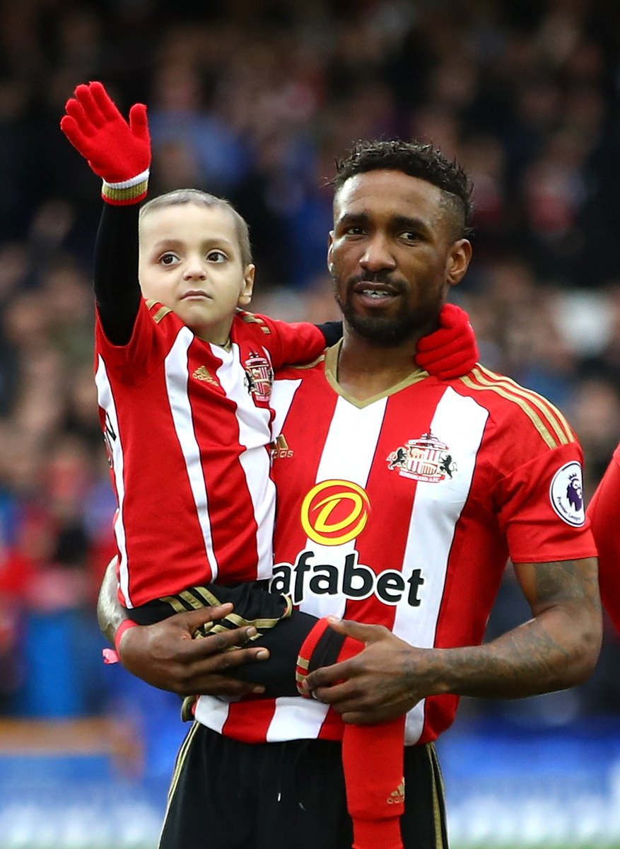 Bradley Lowery, the six-year-old who captured the hearts of football fans, has died following a brave battle with cancer.