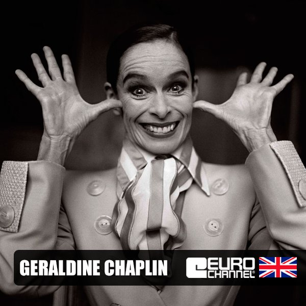 Happy Birthday, Geraldine Chaplin!