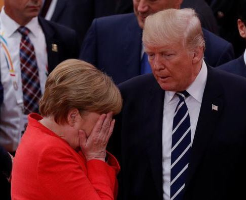 Angela Merkel is all of us.