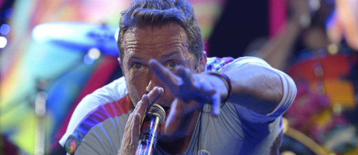 Coldplay anuncia dois shows no Brasil em novembro. https://t.co/9M9cMt68bw