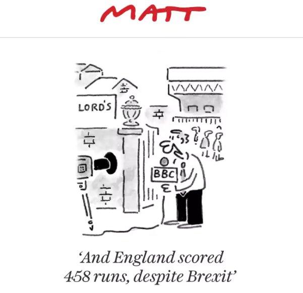 Matt, Telegraph