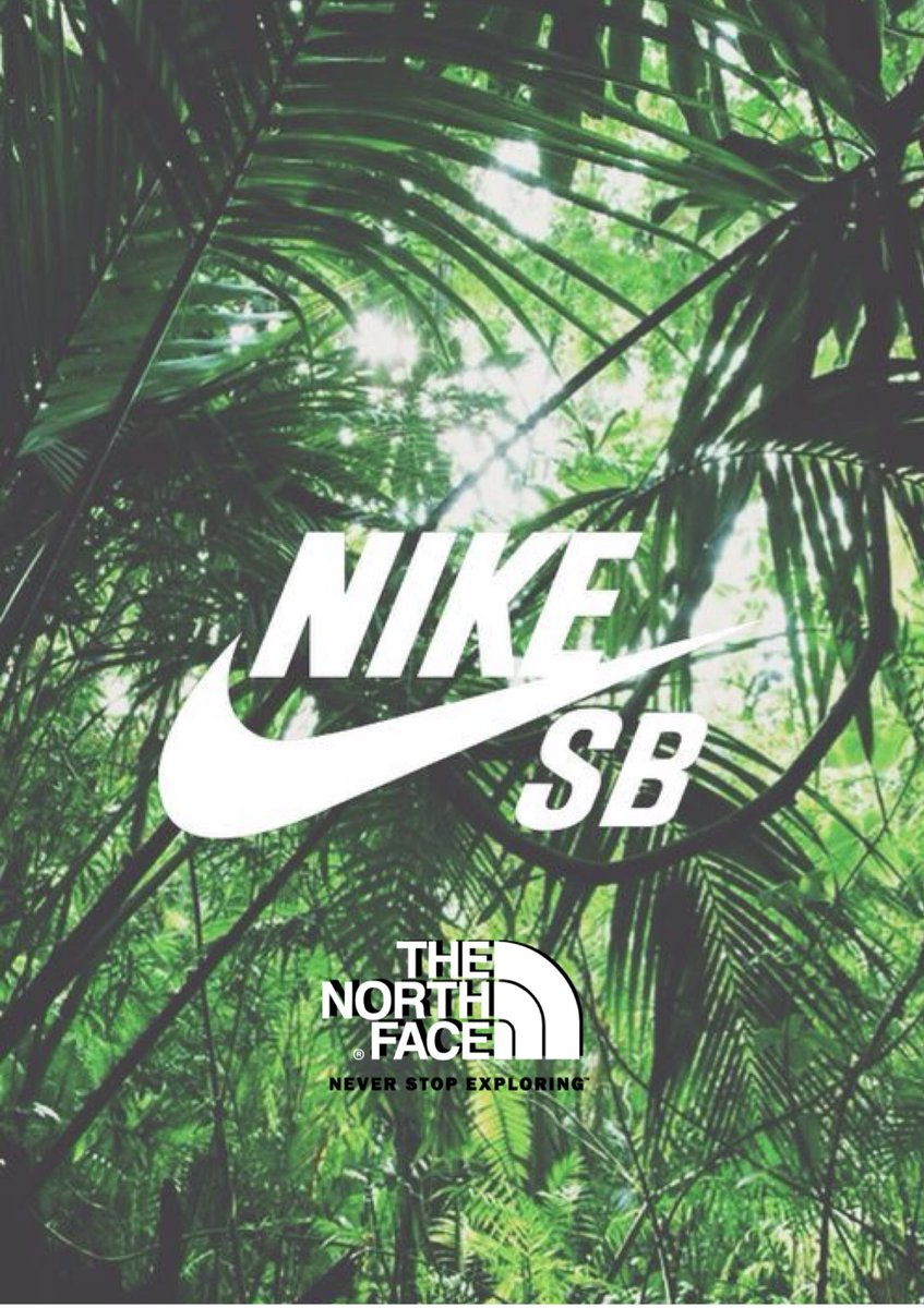 Iphone wallpaper on twitter nike sb x the north face - The north face wallpaper for iphone ...