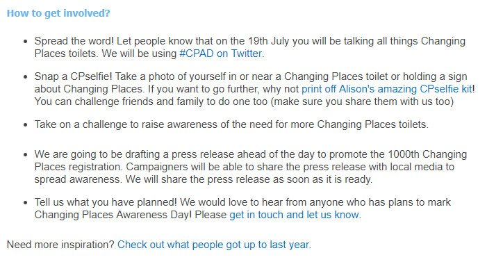 Changing places aus changingplaceau twitter gearing up for changingplaces awareness day july 19th campaign started in the uk 10 yrs ago learn more here httpsgooxmcaxn picitter solutioingenieria Choice Image